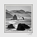 Cannon Beach 1 by Ingrid Smith-Johnsen