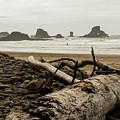 Cannon Beach 2 by Marcel Van der Stroom
