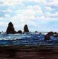 Cannon Beach by Darla Boljat
