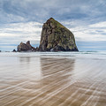Cannon Beach, Oregon by Michael Holly