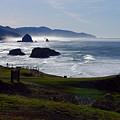 Cannon Beach Oregon by Owen Ashurst
