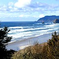 Cannon Beach Vista by Will Borden