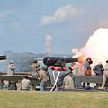 Cannon Fire by Dan Williams