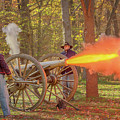Cannon Fire by Susan Rissi Tregoning