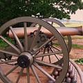 Cannon Gettysburg by Eric  Schiabor