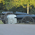 Cannons At Shiloh by WildBird Photographs