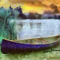 Canoe by Anthony Caruso