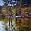 Canoe Lake by Gary Adkins
