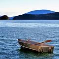 Canoe by Martin Cline