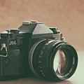 Canon A1 by Ana V Ramirez