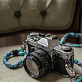 Canon Ae-1 Film Camera by Edward Fielding