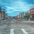 Canon City - Main St by Tony Baca