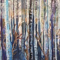 Can't See The Forest by Pam Halliburton