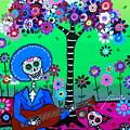 Cantando A Mi Chihuahua by Pristine Cartera Turkus