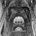 Canterbury Cathedral - Interior by Philip Openshaw