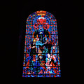 Canterbury Cathedral Peace Window  by Shaun Higson