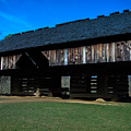 Cantilever Barn by Susan Harris