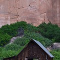 Canyon Barn by Peter Hennessey