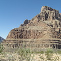 Canyon Base At The Grand Canyon by Paul Jessop