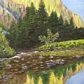 Canyon Creek by Charles Vaughn