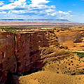Canyon De Chelley Panoramic by Paul Basile
