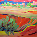 Canyon Dreams 11 by Pam Van Londen