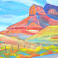Canyon Dreams 21 by Pam Van Londen