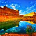 Canyon Glories by Mario Carini