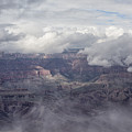 Canyon In Clouds by Belinda Greb