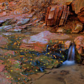 Canyon Reflections 2 by Kenneth Eis