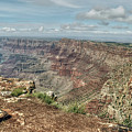 Canyon View From Navajo Point by Joseph Rainey