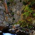 Canyon Wall by Bill Keiran