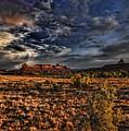 Canyonlands At Dusk by Nick Roberts