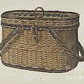 Cap Basket by Samuel O. Klein
