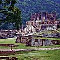 Cap-haitien Haiti - Sans Souci Palace by Johnny Sandaire