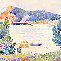 Cap Negre by Henri-Edmond Cross