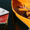 Cape Ann Boats by Linda Russell
