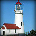 Cape Blanco Lighthouse by Arabella Marie