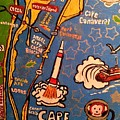 Cape Canaveral 1960 by Gregory McLaughlin
