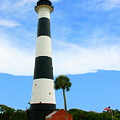 Cape Canaveral Lighthouse by W Gilroy