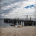 Cape Cod Bay by Joan  Minchak