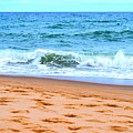 Cape Cod Beach Day by Kate Arsenault