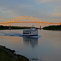 Cape Cod Canal, Massachusetts by Bob See