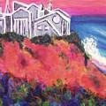 Cape Cod Castle by Suzanne  Marie Leclair