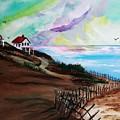 Cape Cod by Dawn  Hawkins