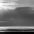Cape Cod First Encounter Beach Bw by Bill Wakeley