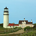 Cape Cod Highland Lighthouse by Juergen Roth