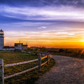 Cape Cod Light by Mark Papke