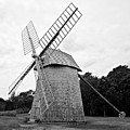 Cape Cod - Old Higgins Farm Windmill by Richard Reeve