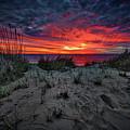 Cape Cod Sunrise by Rick Berk